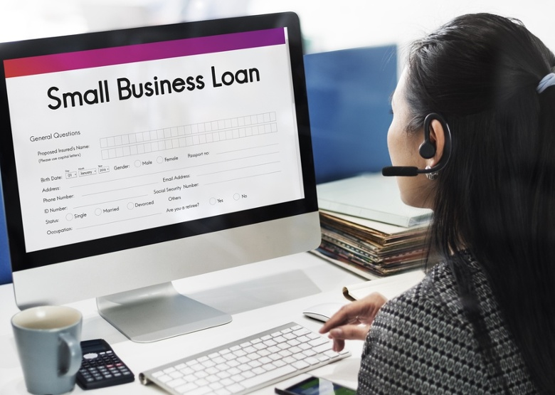 small business loan applications in california